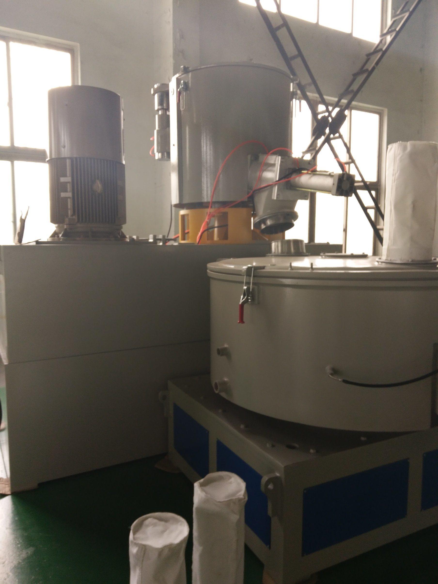 SRL-W 500/1000 Mixer