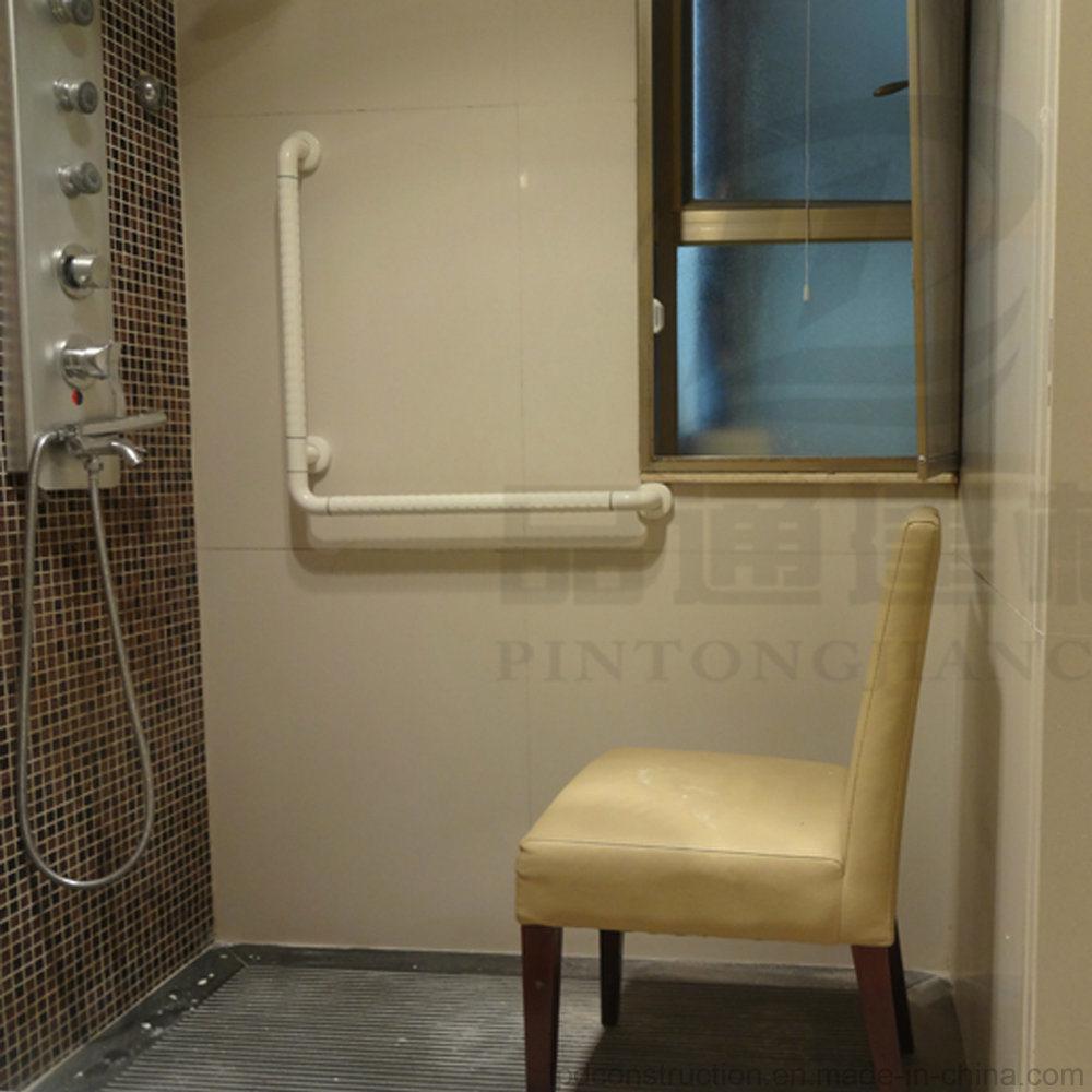 L Shaped Nylon Handicapped Shower Grab Bars