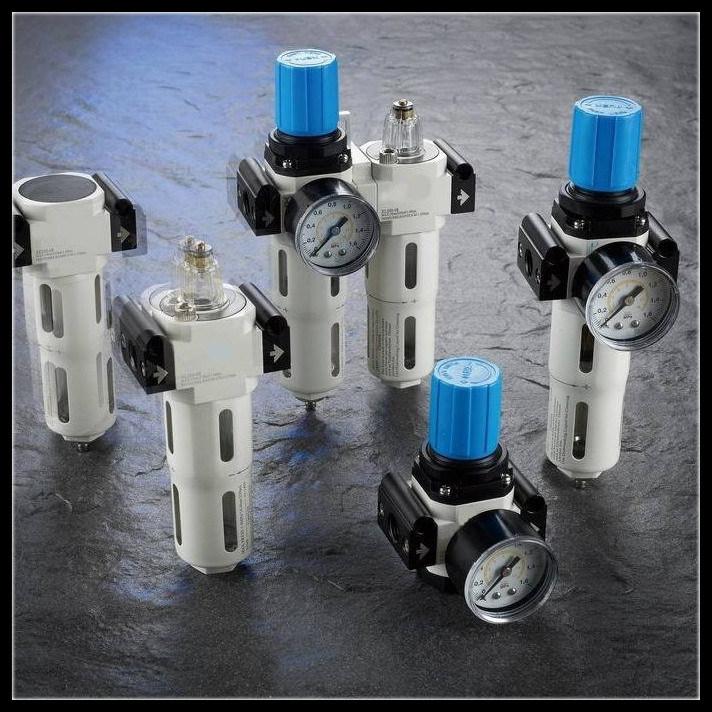 Festo Type Preparation Unit Air Source Treatment Frl Regulator Unidades De Tratamiento De Aire