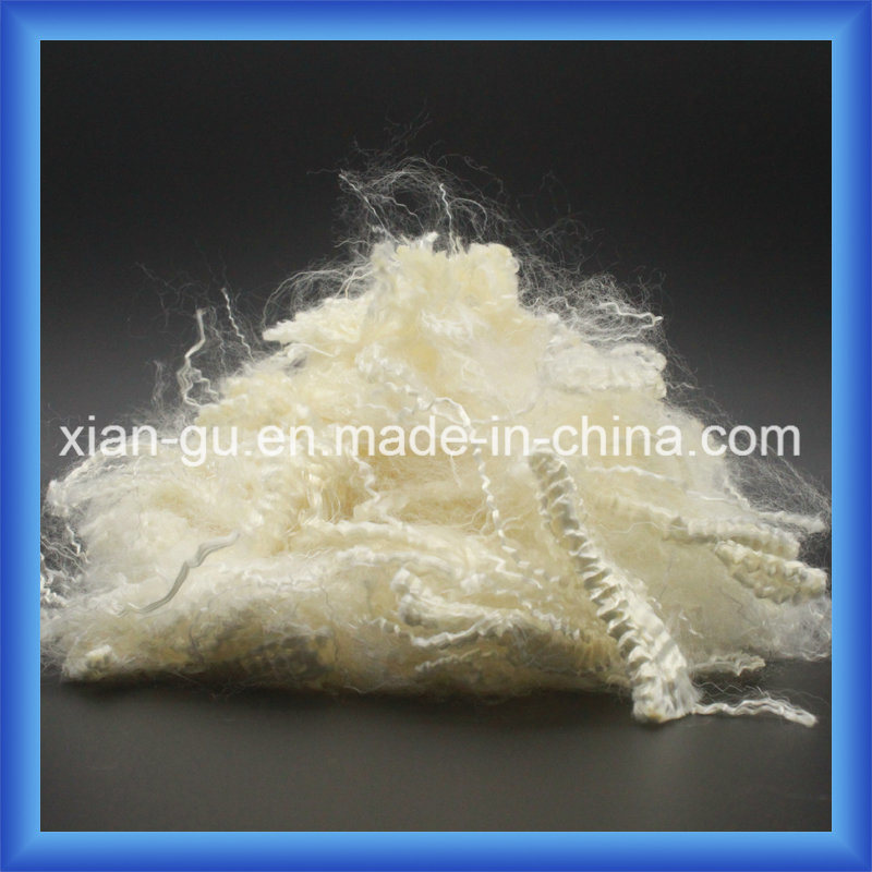 M-Aramid Chort Fiber for Twisted Yarn