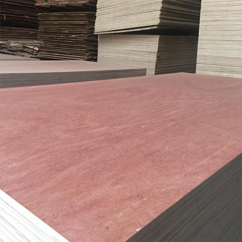 Commercial Plywood Bintangor Face Plywood BB/CC Grade