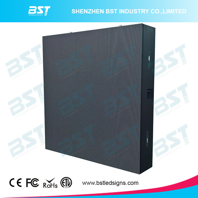 Energy Saving P10 Outdoor Full Color Fixed LED Video Wall Billboard for Commercial Advertising