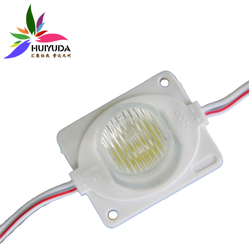 LED Light LED Edge Module White Color Waterproof 40*30L SMD3030 12V 1.5W LED Module