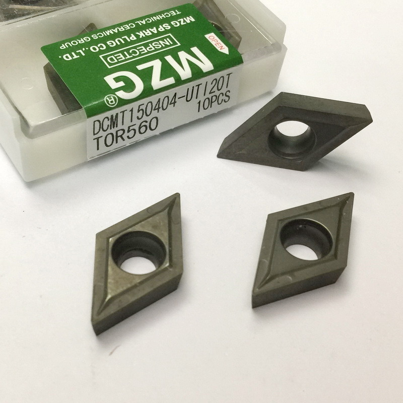 55 Degree CNC Cerament Ceramics Tungsten Carbide Indexable Insert