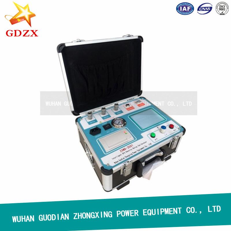 China On Sale AC DC Intelligent Sf6 Density Relay Calibrator