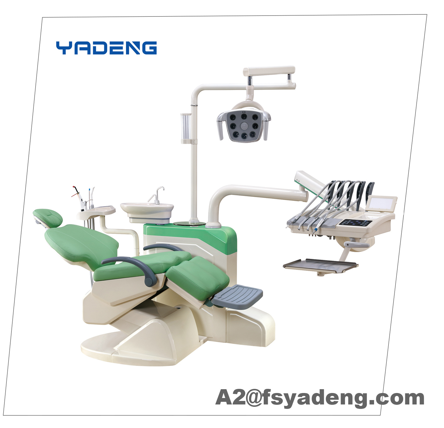 Medical Supplier Dental Treatment Chair for Adult