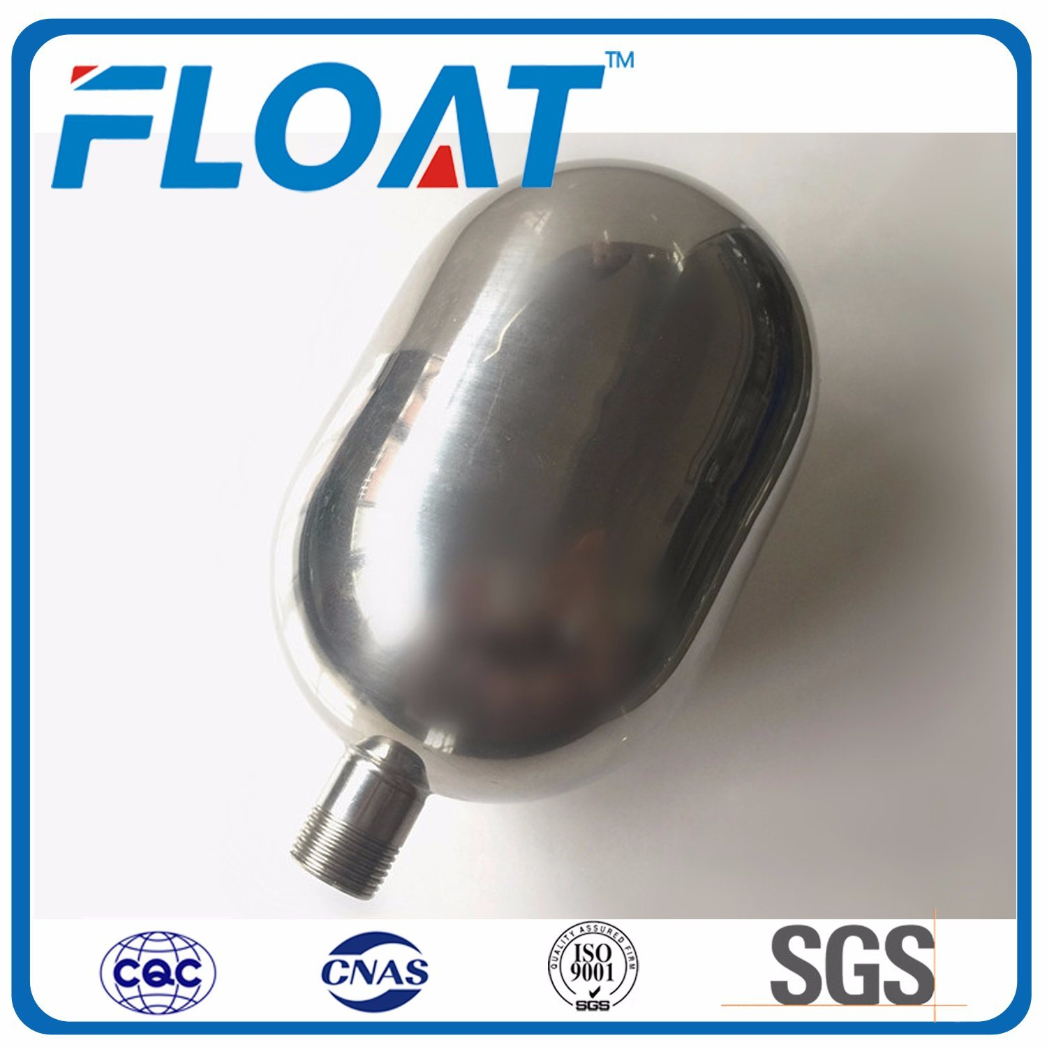 304 Stainless Steel Ball Polishing Floating Ball of Pressuer Vessels