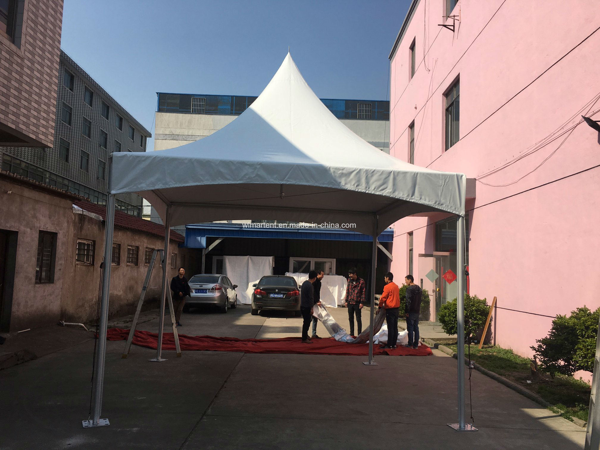 10 X 10 Cheap Price Canopy Tent for Brand Promotion