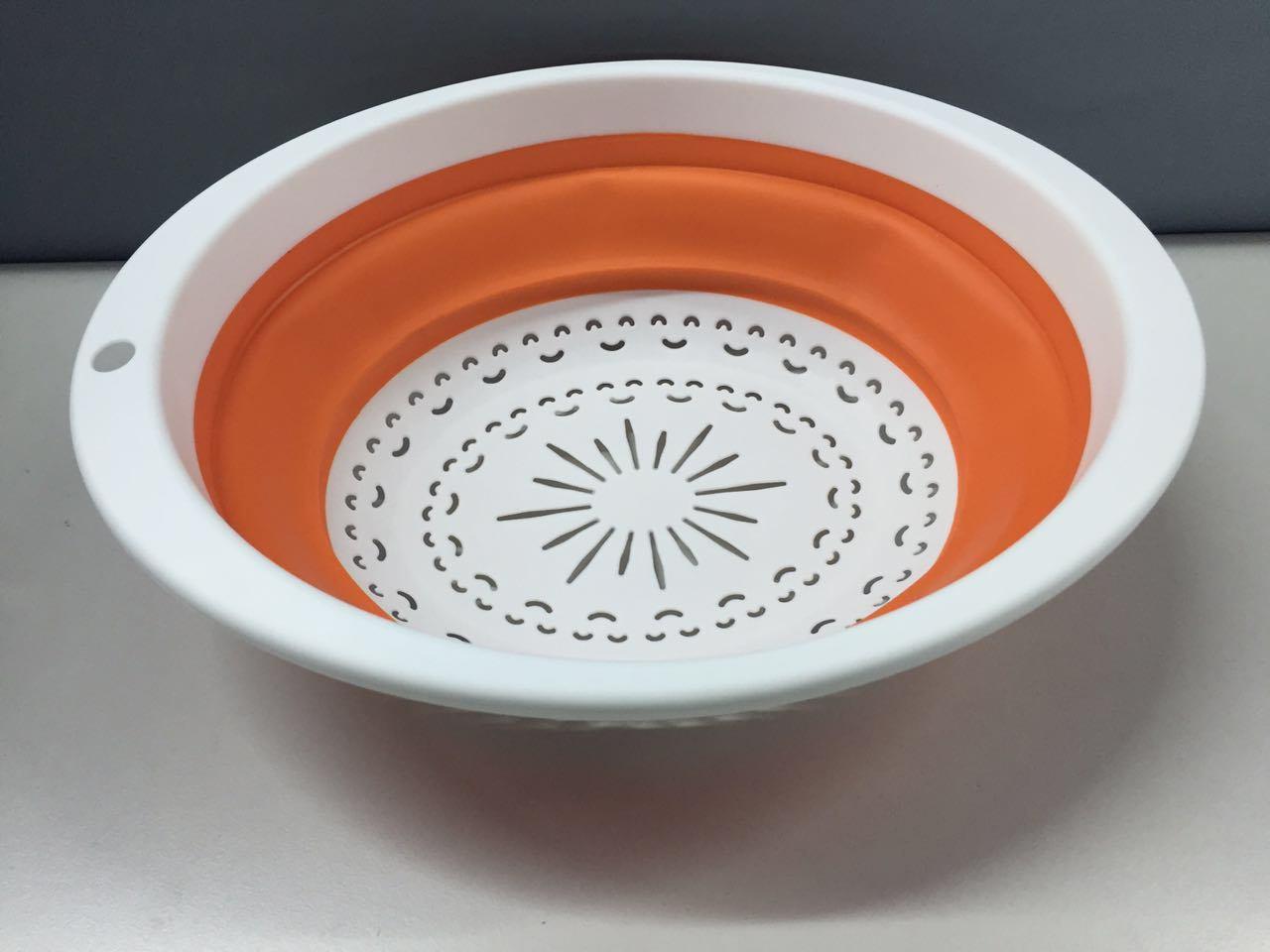 Folding Plate, Washing Plate, Kitchen Tool