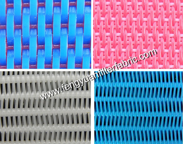 100% Polyester Paper Making Dryer Fabric