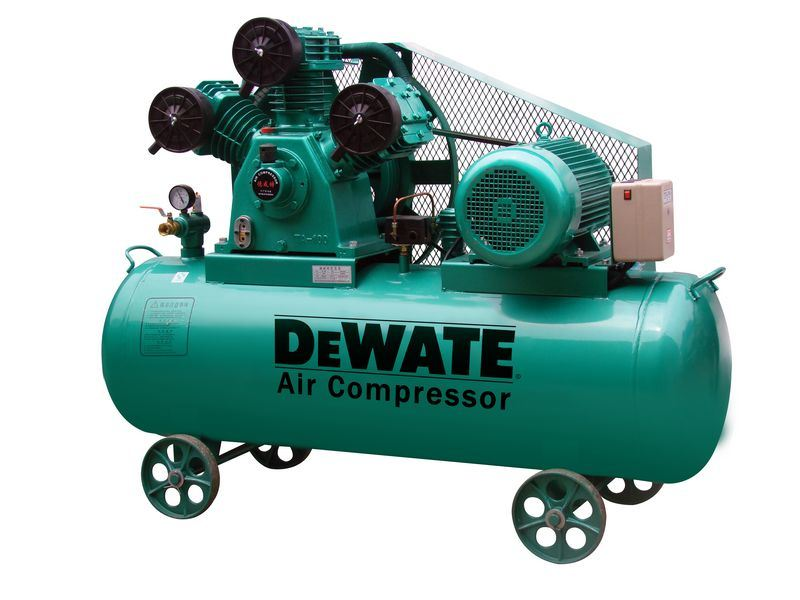 4kw/5.5HP Chinese Higt-End Piston Air Compressor with CE Approval