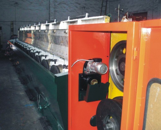 Aluminum or Aluminum Alloy Rod Breakdown Machine (LHD-450/13 and LHD-450/11 )