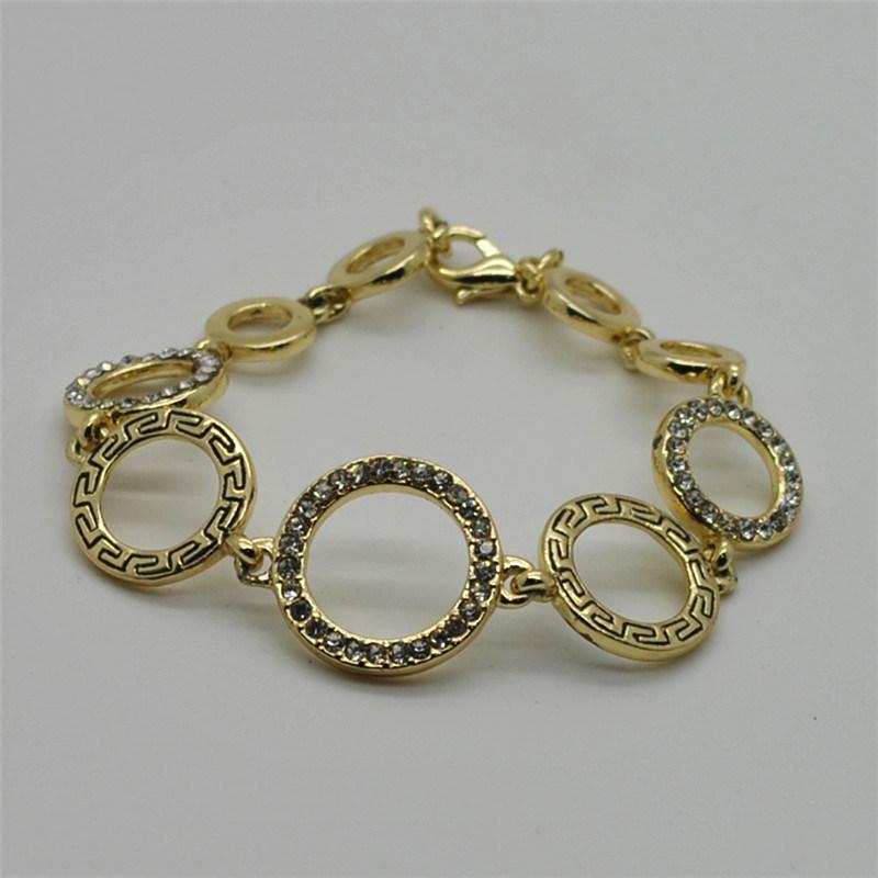 Hot Sale Items Basketball Wives Earrings, 18k Gold Pearl Plated Hoop Earrings, Fashion Jewelry for Women Jewellery (E130022