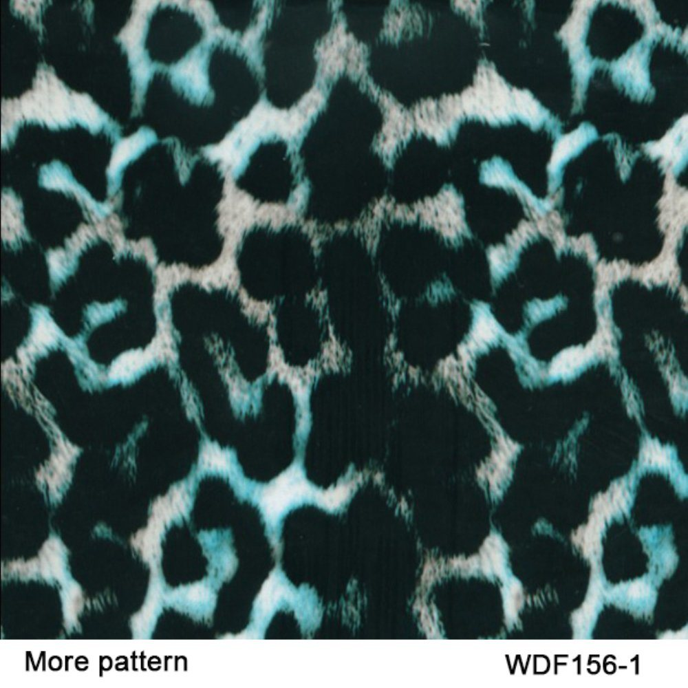 Kingtop 1m Width Animal Skin Design Water Transfer Printing Hydrographics Film Wdf642-3