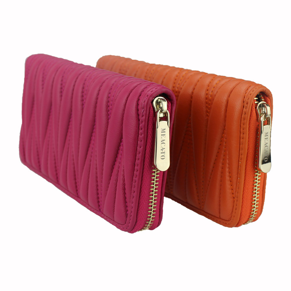 China Newest Design Girl′s Wallet Export Leather Purse Wallet (SR ...
