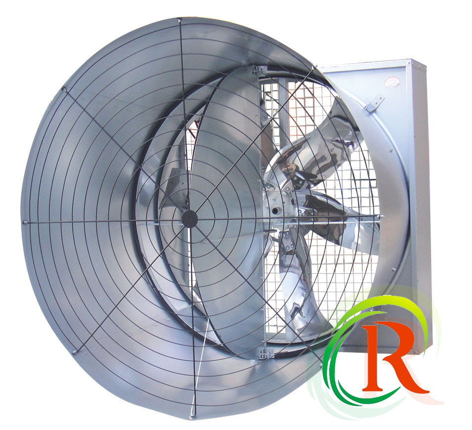 RS Butterfly Cone Fan with SGS Certification for Greenhouse