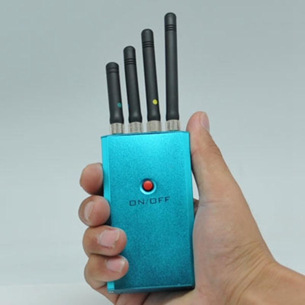 Mini Portable GSM/CDMA/WCDMA/TD-SCDMA/Dcs/Phs Cell Phone Signal Jammer Blocker