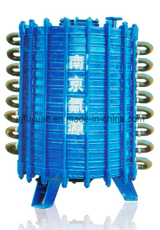 Professional Manufacturer of Glass Lined Heat Exchanger