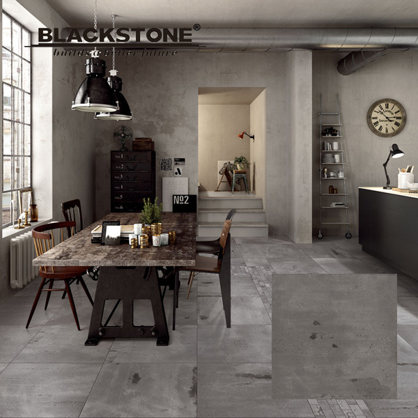 New Arrival Porcelain Rustic Floor Tiles for Cafe (663204NAC3)