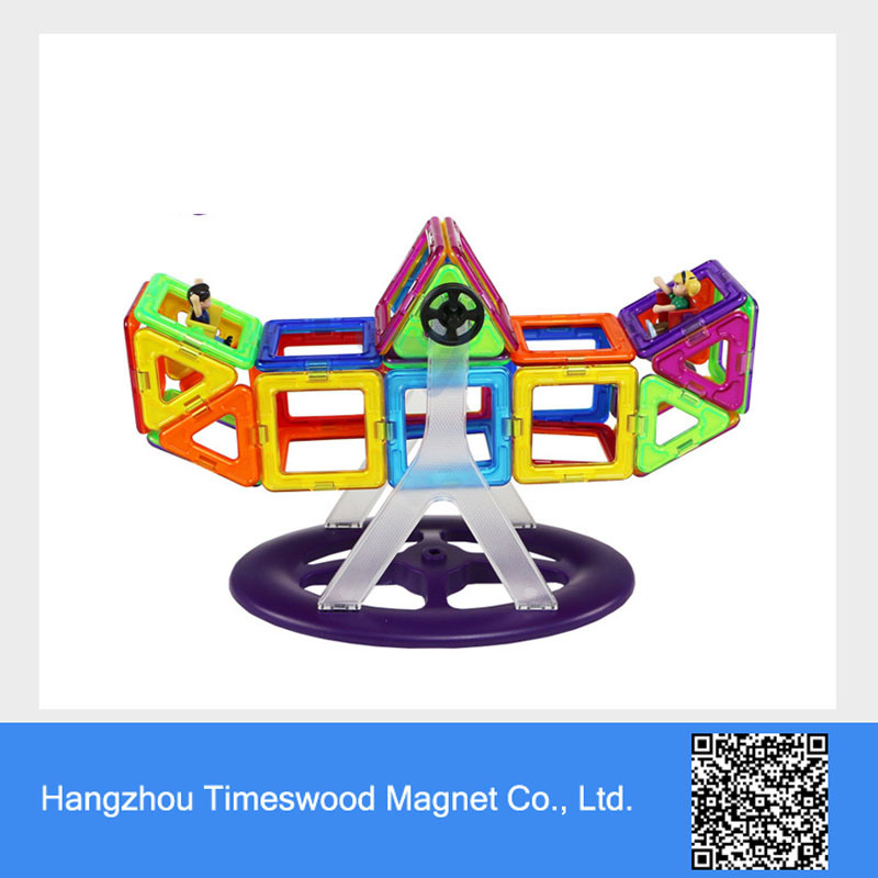 Magnetic Toys Magplayer Blocks for Education