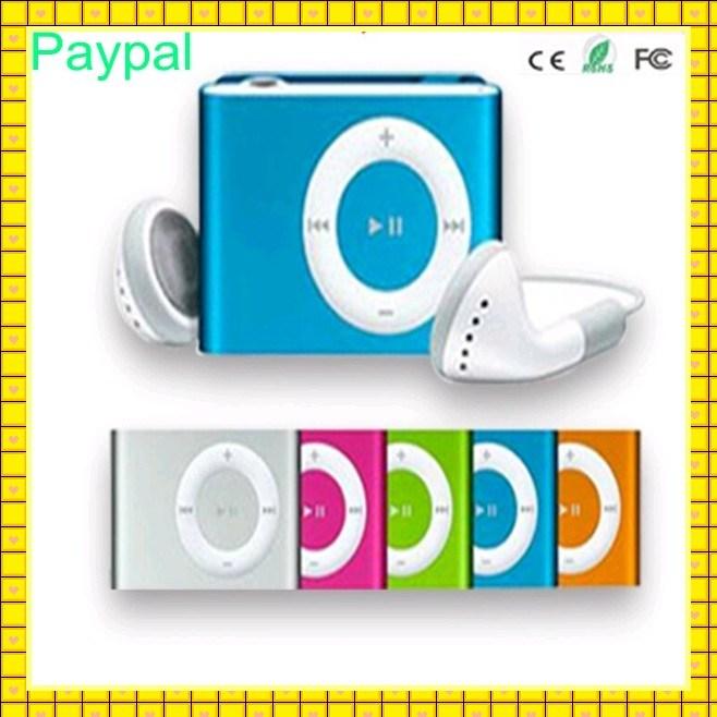 High Quality Digital Player Clip Mini MP3 (gc-m002)