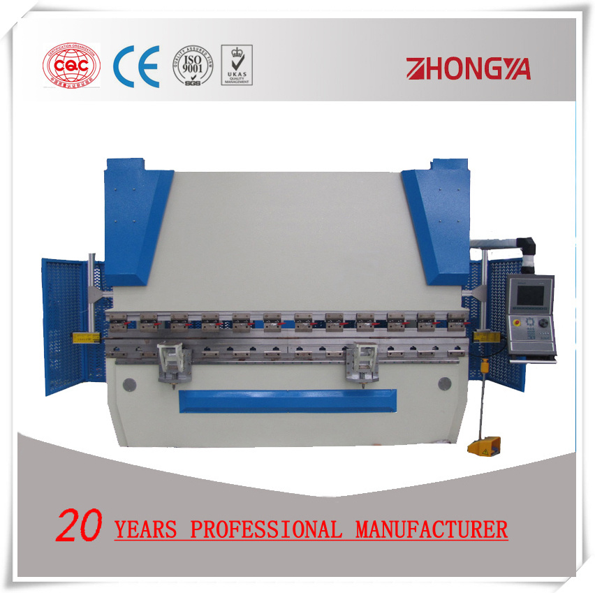 Pbh-125ton/4000 CNC Hydraulic Press Brake