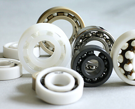 Ceramic Bearing and Hybrid Bearing