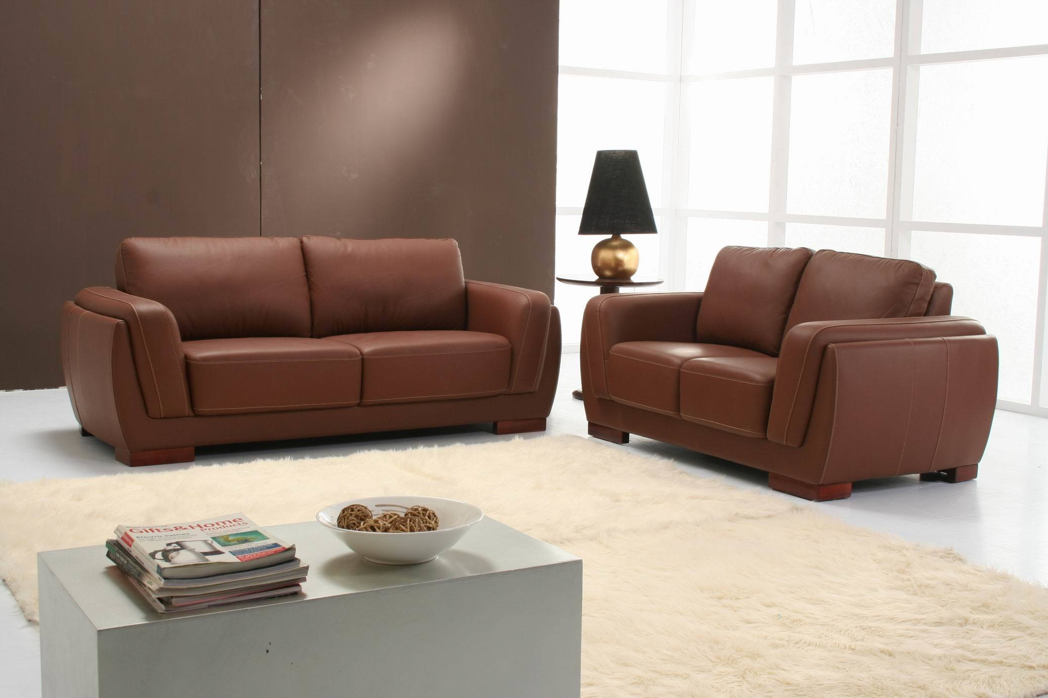 Luxury Leather Sofa Elegance In Your Home