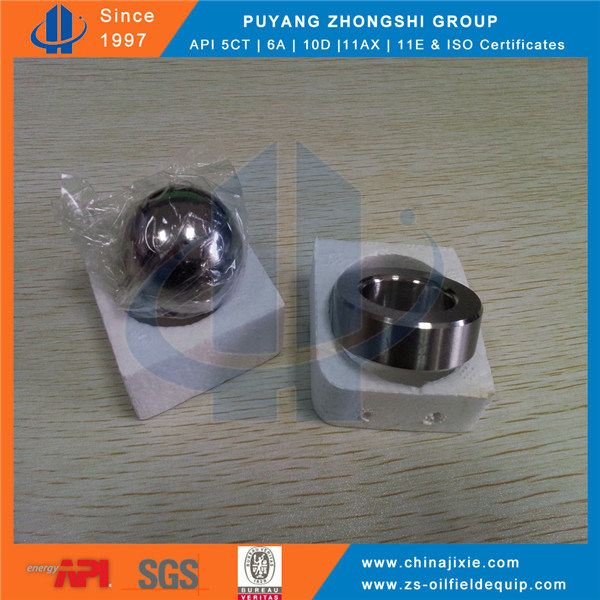 Zhongshi Forged Steel Valve Ball