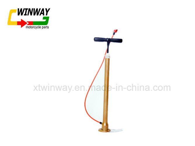Bicycle Parts Large Steel High Pressure Bicycle Pump