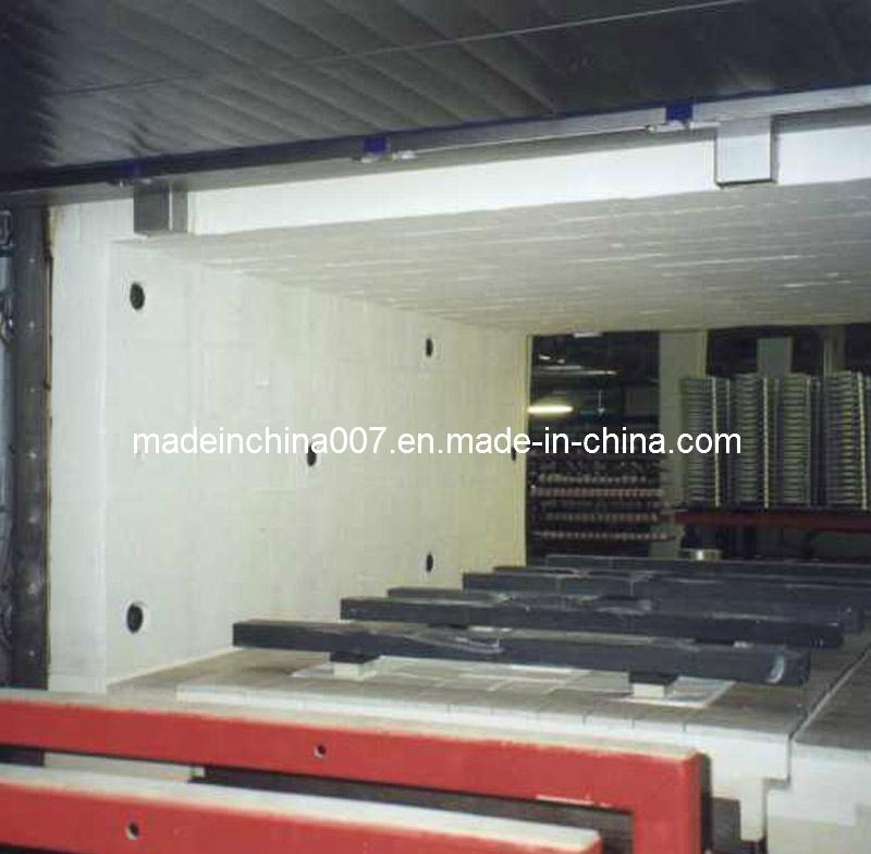 1260c Heating Folded Ceramic Fiber Modules