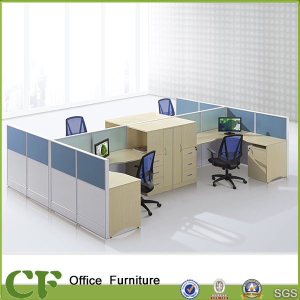 china classic design great storage wooden office cubicle