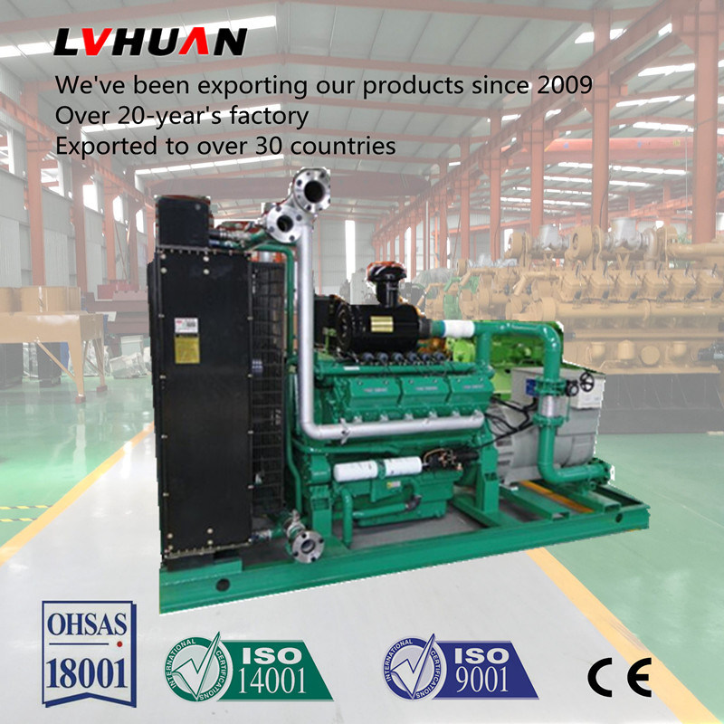 Lhdg400 Diesel Power Genset 400kw Diesel Generator Price List