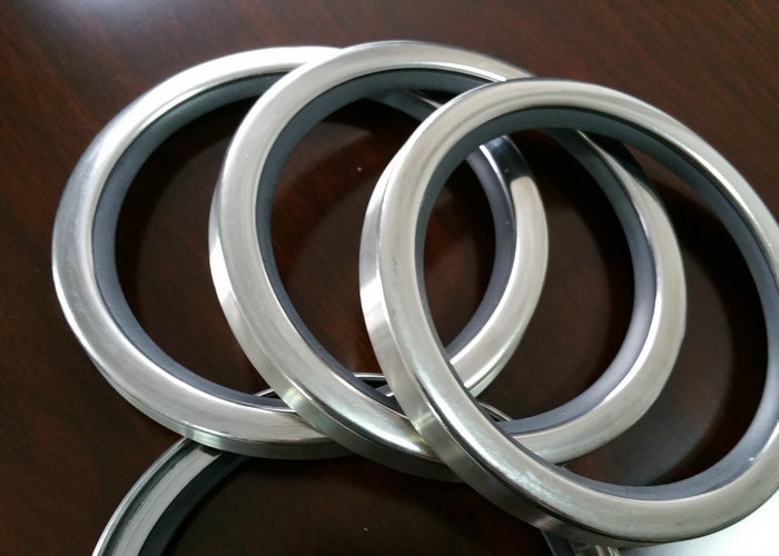 Teflon Carbon Oil Seal, PTFE Carbon Oil Seal Made with SS304+PTFE Carbon