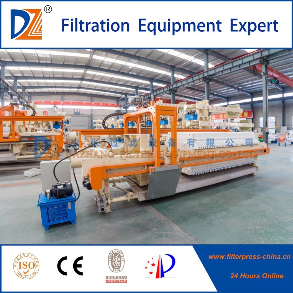 Best Seller Dazhang Automatic Cloth Washing System Filter Press