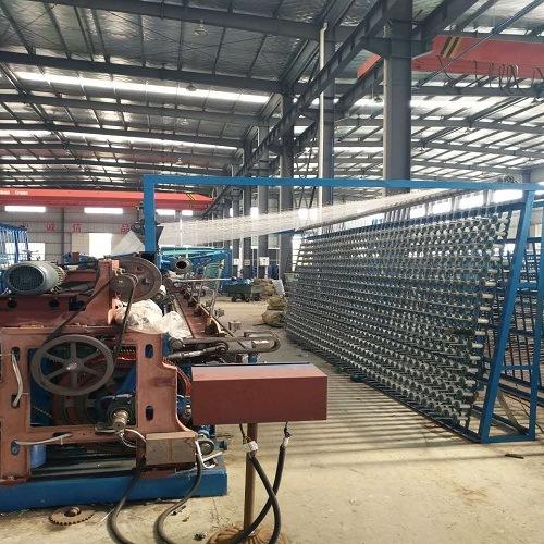 Toyo Fishing Net Weaving Machine