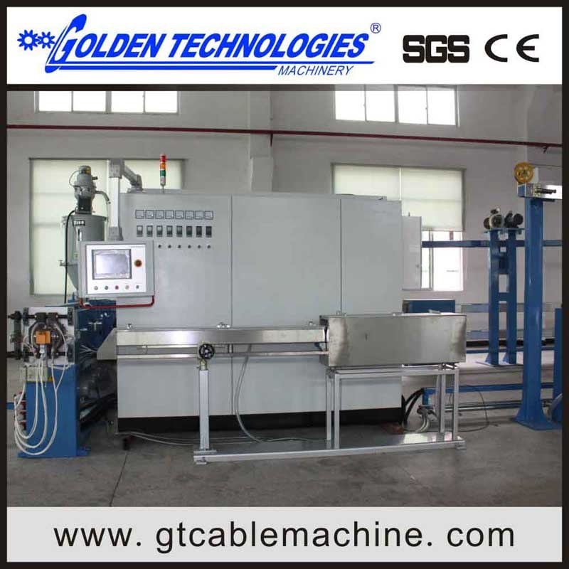 PVC Nylon Cable Extruder Machine