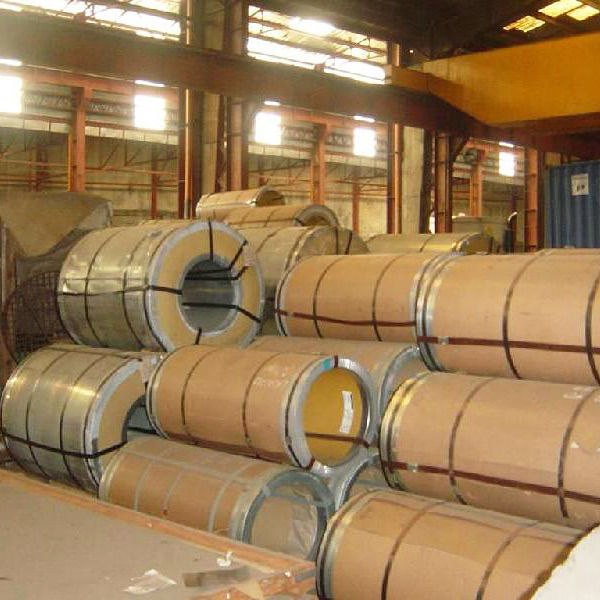 Stainless Steel Plate (coil)
