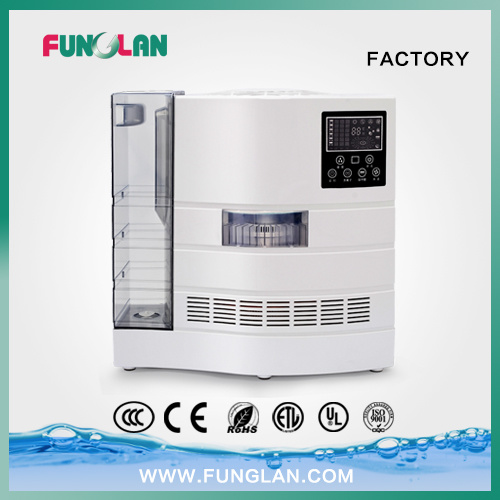 Water Air Purifier with HEPA Filter and UV Light
