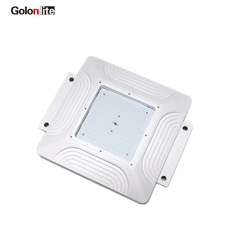 Retrofit High Lumen 130lm/W Explosion Proof Gas Station LED Canopy Light Fixture