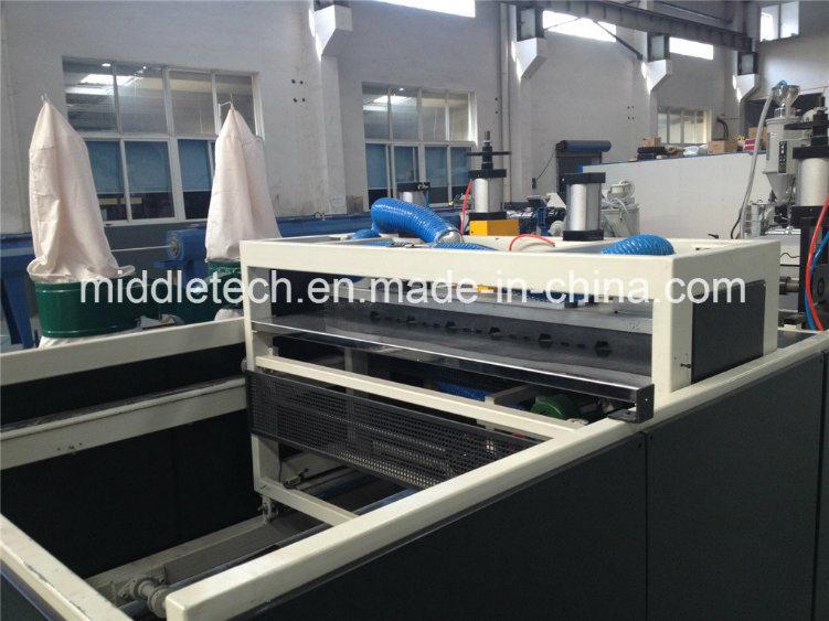 PVC+PMMA/ASA Roofing Wave/Glazed/Corrugated Tile Extrusion Machine