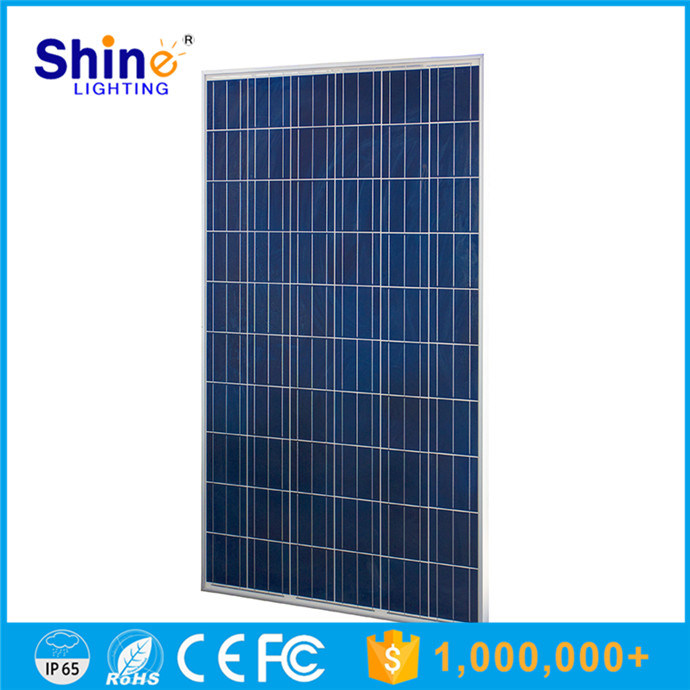 250W Mono/Poly Solar Module Solar Panel for Solar Power System