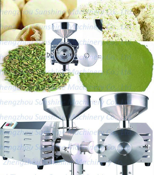 Cumin Seed Salt Coffee Pepper Grinder Grains Grinding Machine