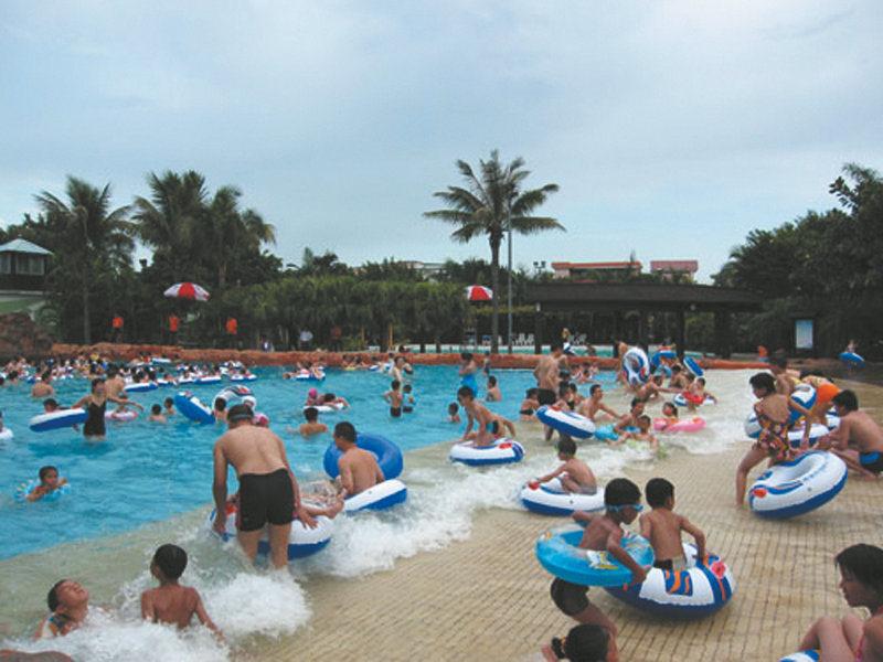 Swimming Pool Wave Machine Zl11 China Wave Pool Equipment Wave Machine