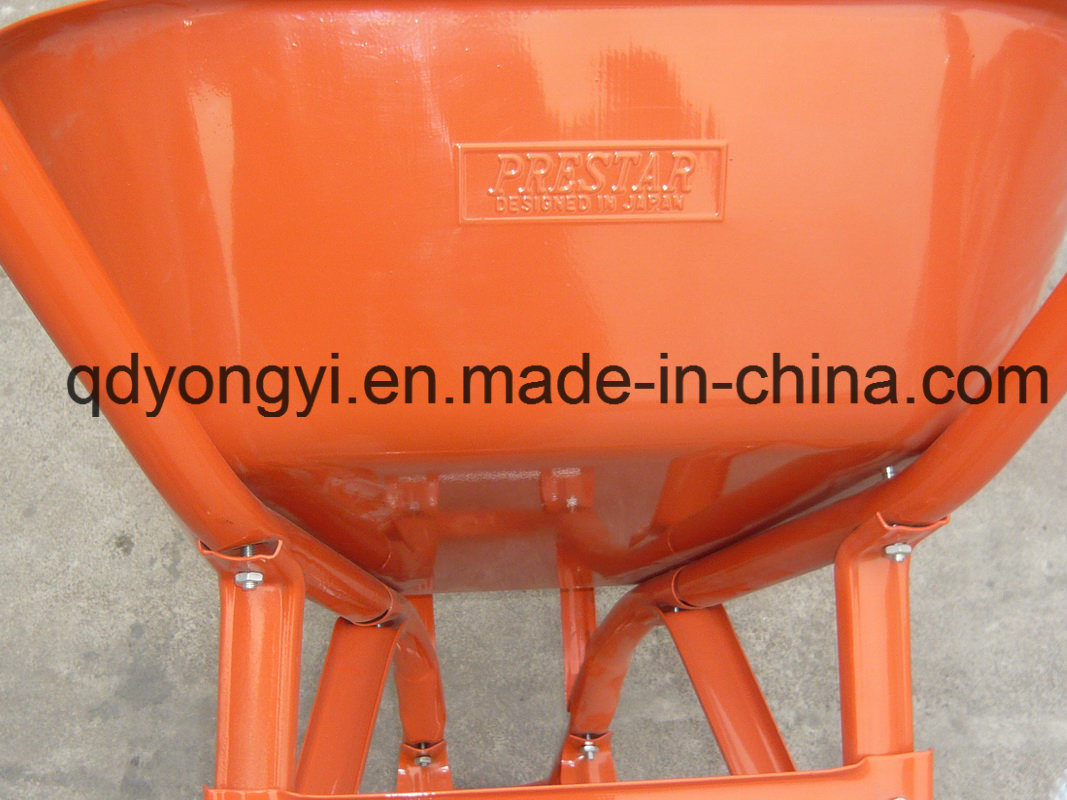 Prestar Wb6502 Wheelbarrow for Nigeria Market