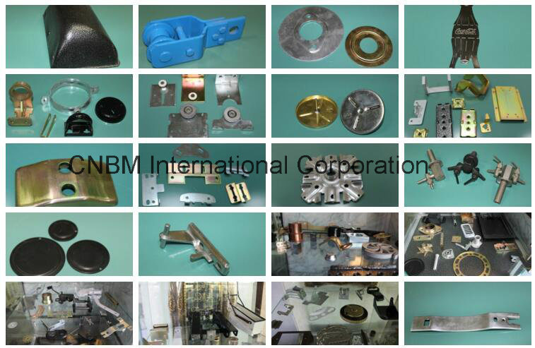 Furniture Accessories- Metal Stamping Parts OEM ODM