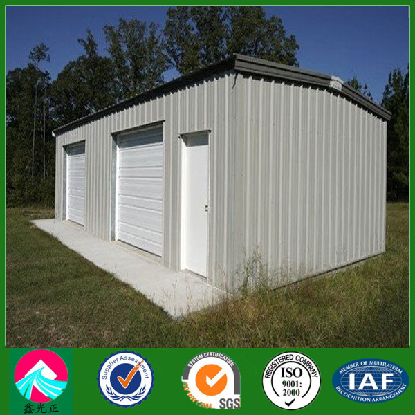 china corrugated steel container house for car garage xgz ch006 photos pictures made in. Black Bedroom Furniture Sets. Home Design Ideas