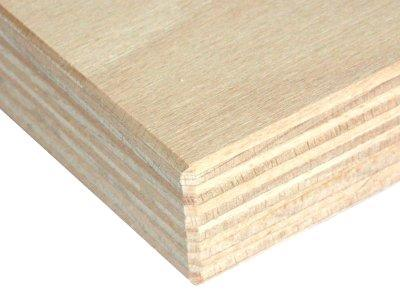 4′*8′ 18mm Poplar Core Birch Plywood