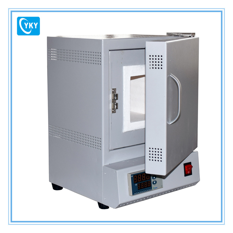 1200c Laboratory Heat Treatment Compact Mini Muffle Furnace