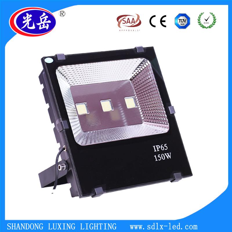 Aluminum + Tempered Glass 30W LED Floodlight/LED Flood Light with IP65